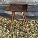 19th cent Chopping Table - picture 2