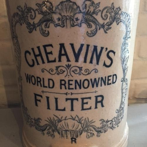 Cheavins Water Filter