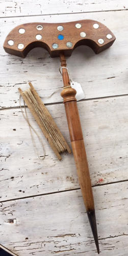 Antique Lark Lure
