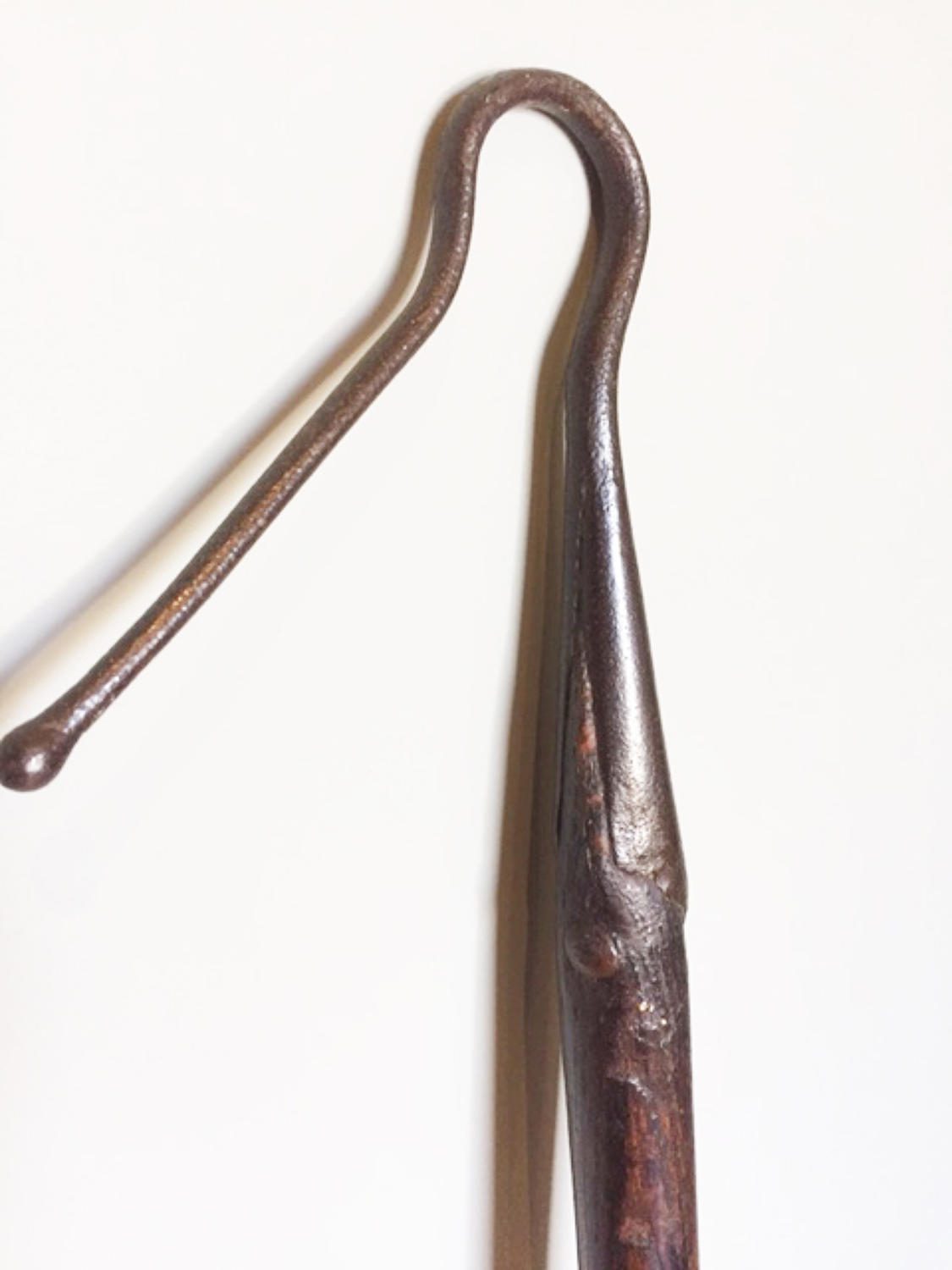 19th Cent Cotswold's Shepherd's Crook