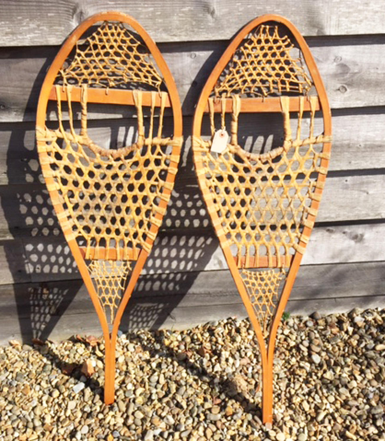 Early Snow Shoes