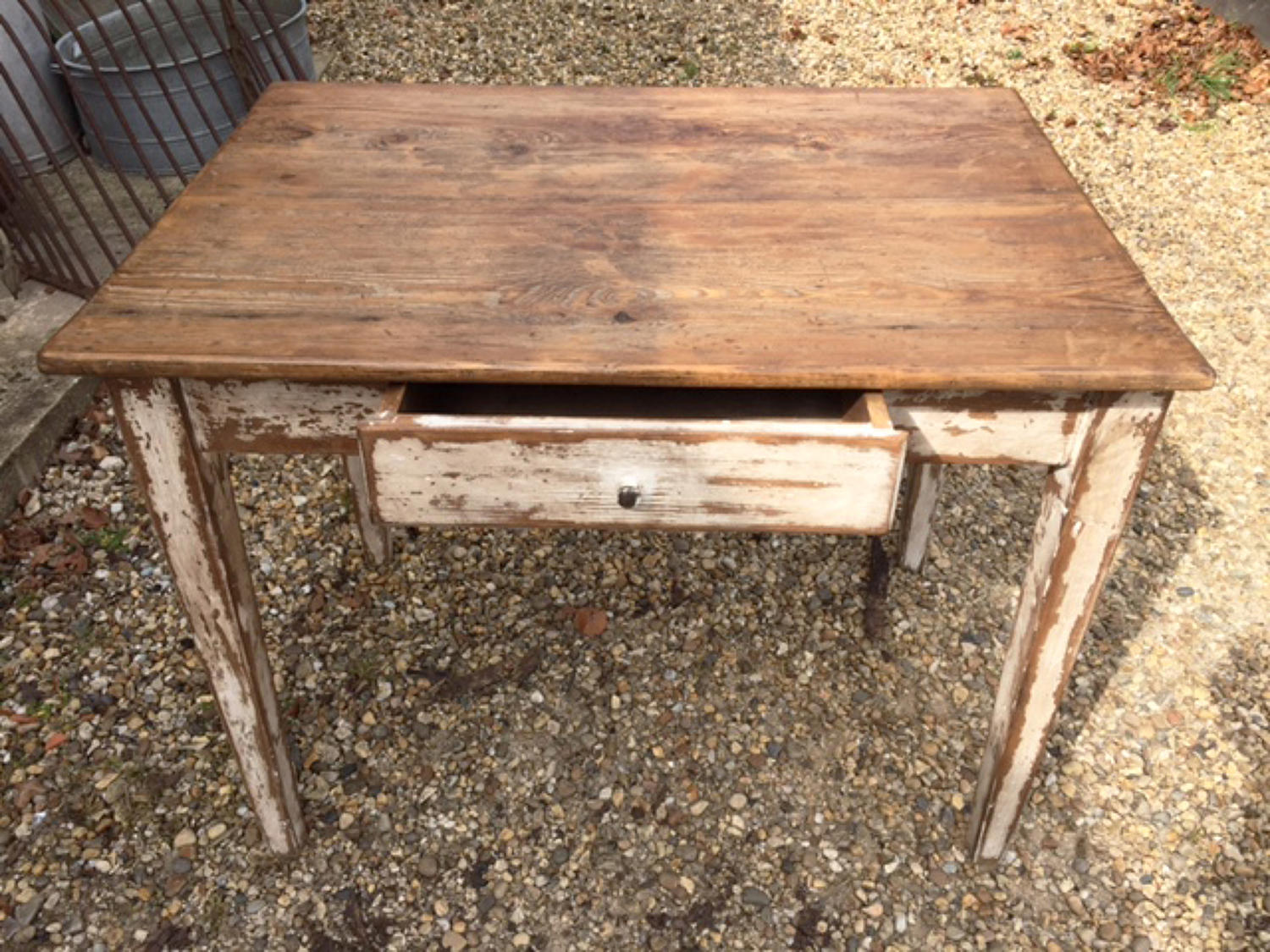 Country Desk Table