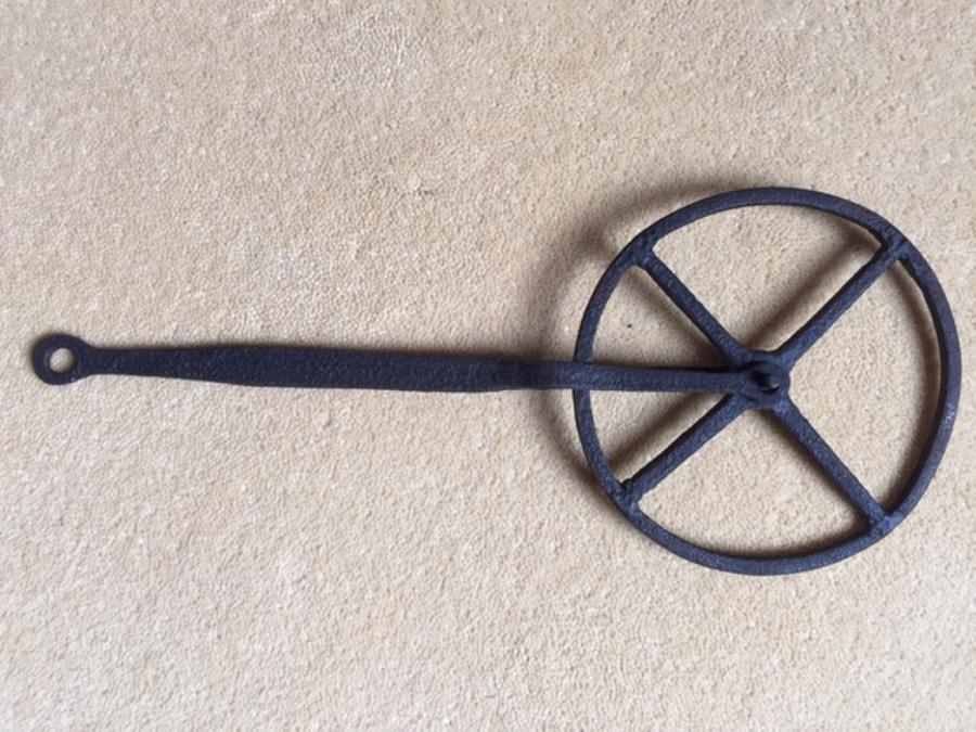 19th Cent Blacksmith or Wheelwright's Traveller