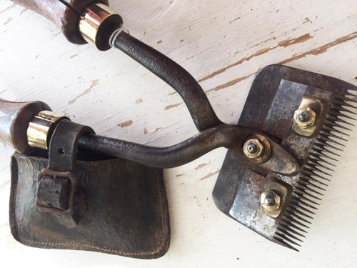 Vintage Horse Clippers