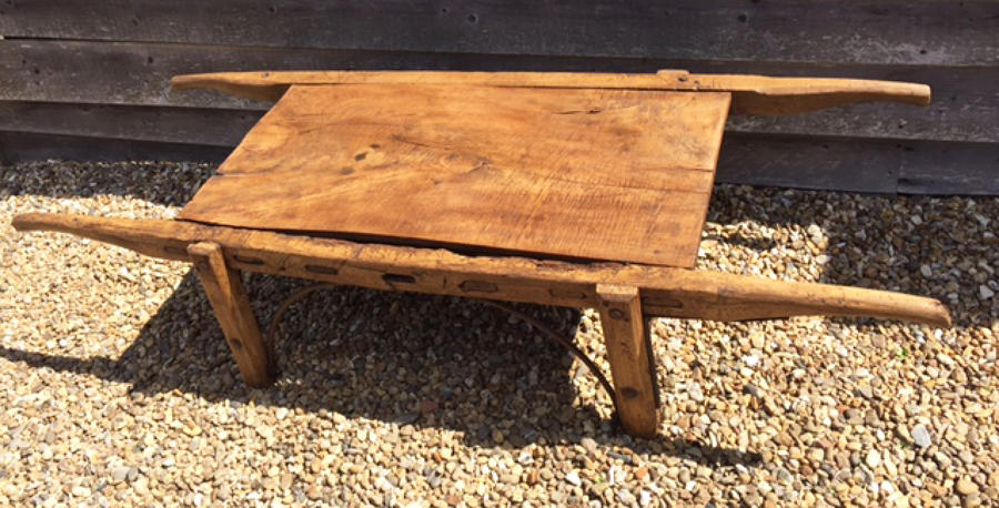 19th Cent Pig Bench