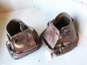 Pair Antique Horse Lawn Boots - picture 2