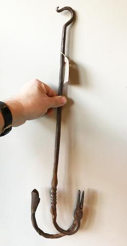 18th Century Welsh Hanging Rushlight