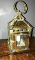 19th Cent Small Brass Hand Lantern - picture 2