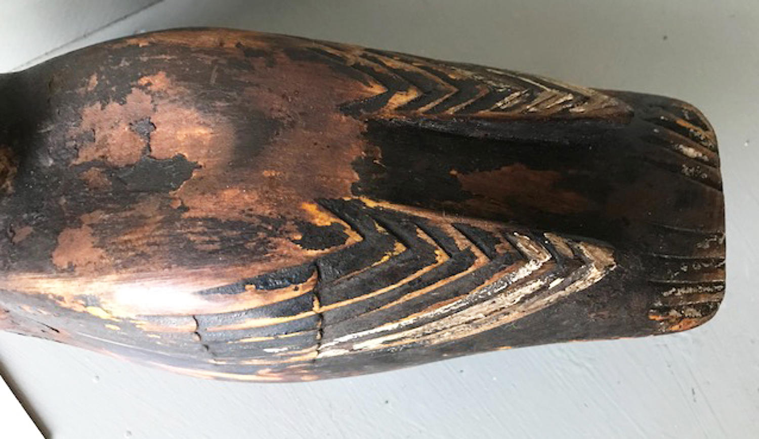 Antique Duck Decoy
