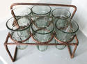 Antique Tea Glass Rack - picture 1
