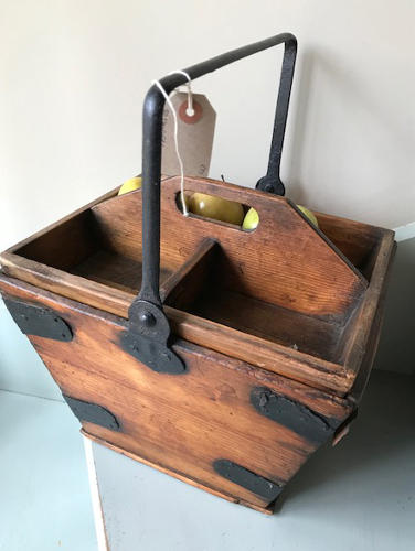 Edwardian Housemaid's box