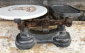 Victorian Ceramic Dairy Scales - picture 3