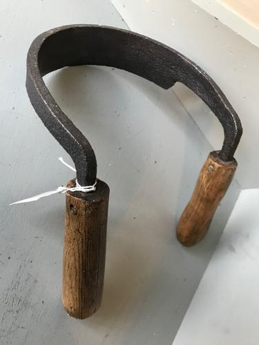 Large Cooper's Curved Draw Knife