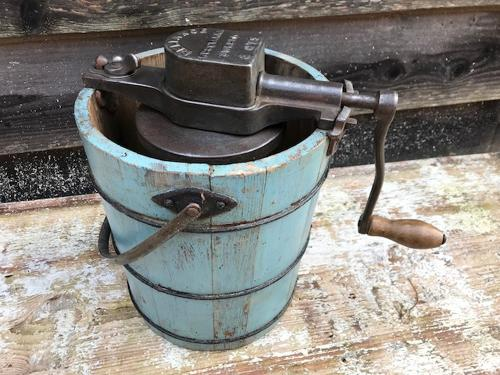 Antique Ice Cream Maker