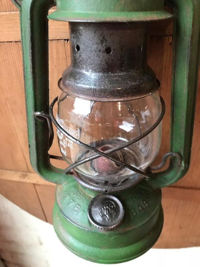 Small size Hurricane Lamp
