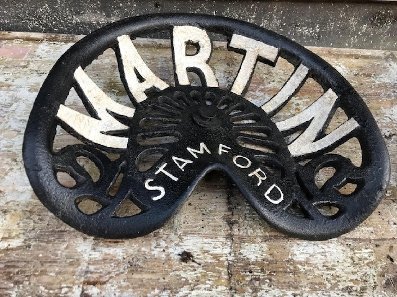 Original Martin's Tractor Seat