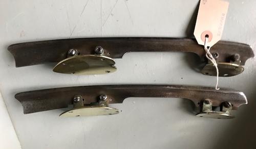 Victorian Brass Fenland Skates