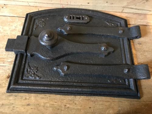 Victorian Bread Oven Door