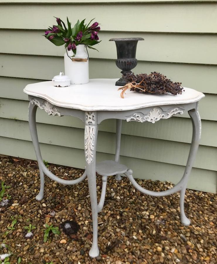 Stunning French Occasional Table