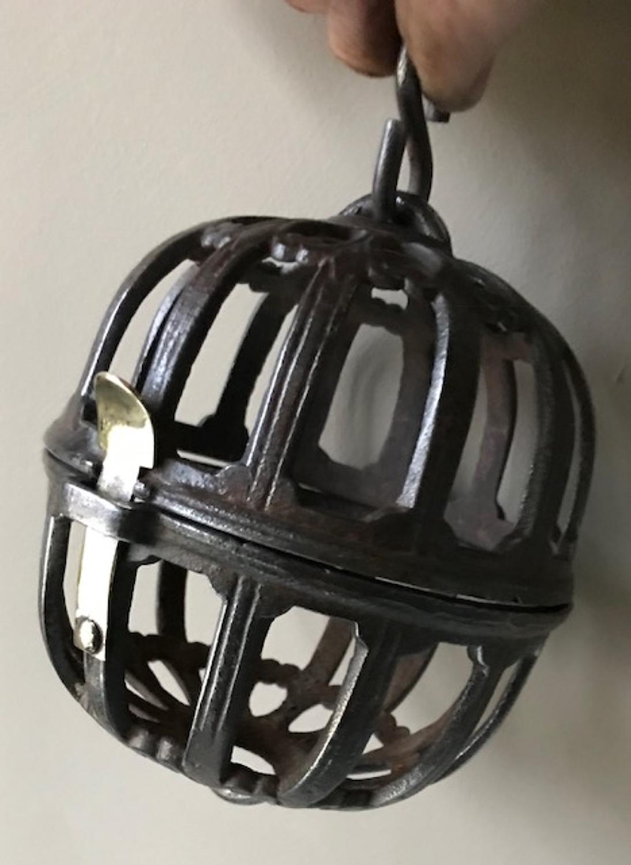 Fine Victorian String Dispenser