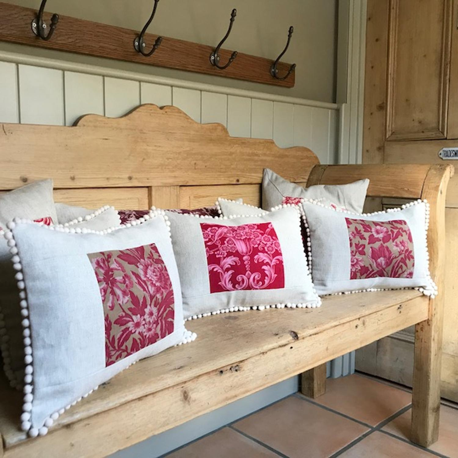 Antique French Cushions