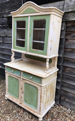 Stunning Glazed Dresser in original paint