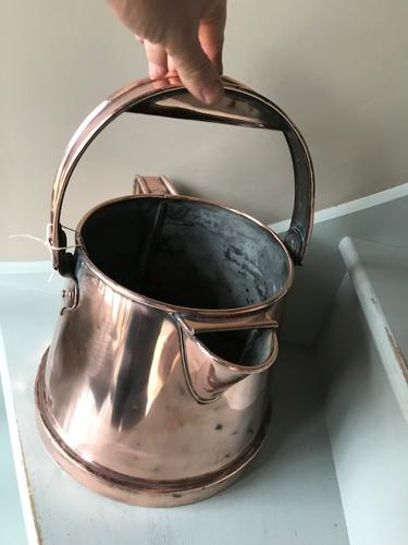 Victorian Copper Water Carrier