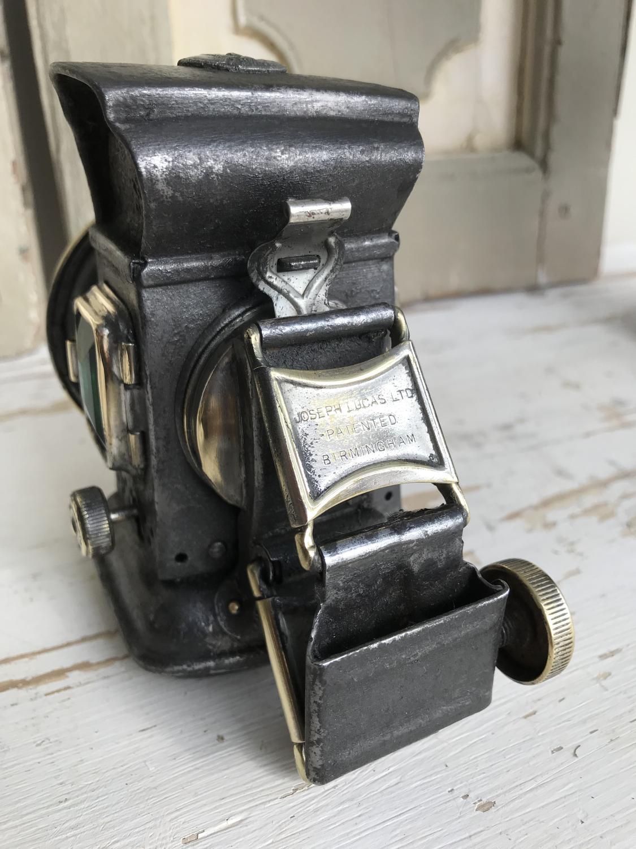 Top Quality Vintage Bike Lamp