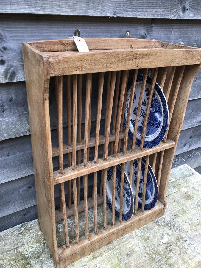 Fine Antique Plate Rack