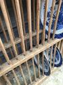 Fine Antique Plate Rack - picture 2