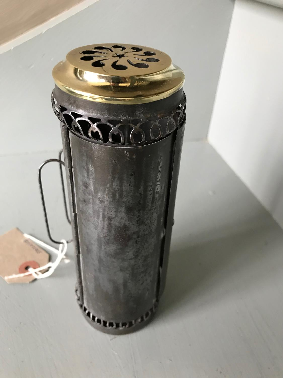 19th Cent Travelling Candle Lantern