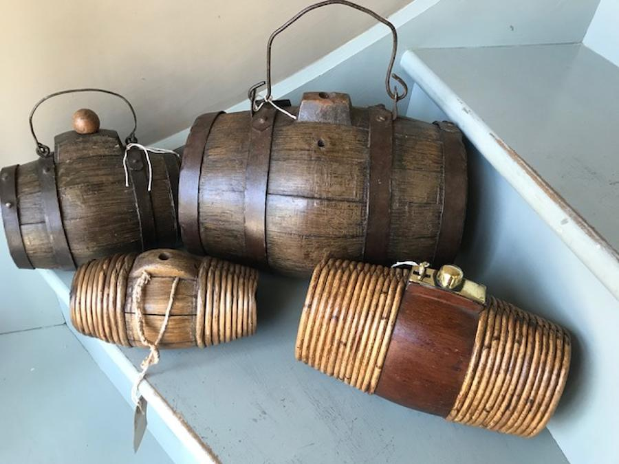 Some of our Best Harvest Barrels/Costrols at present