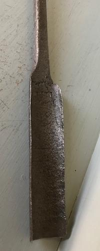 19th Cent Asparagus Knife