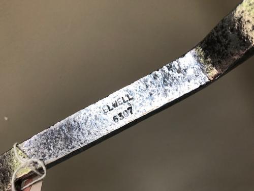Rare Elwell Silage Knife