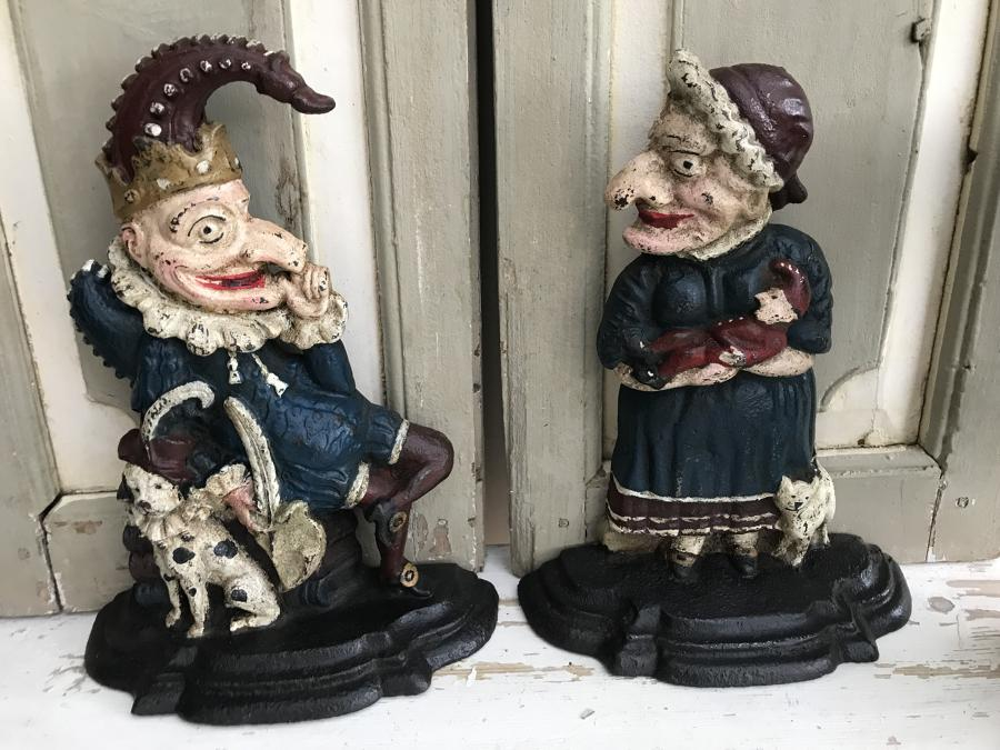 Victorian Punch and Judy