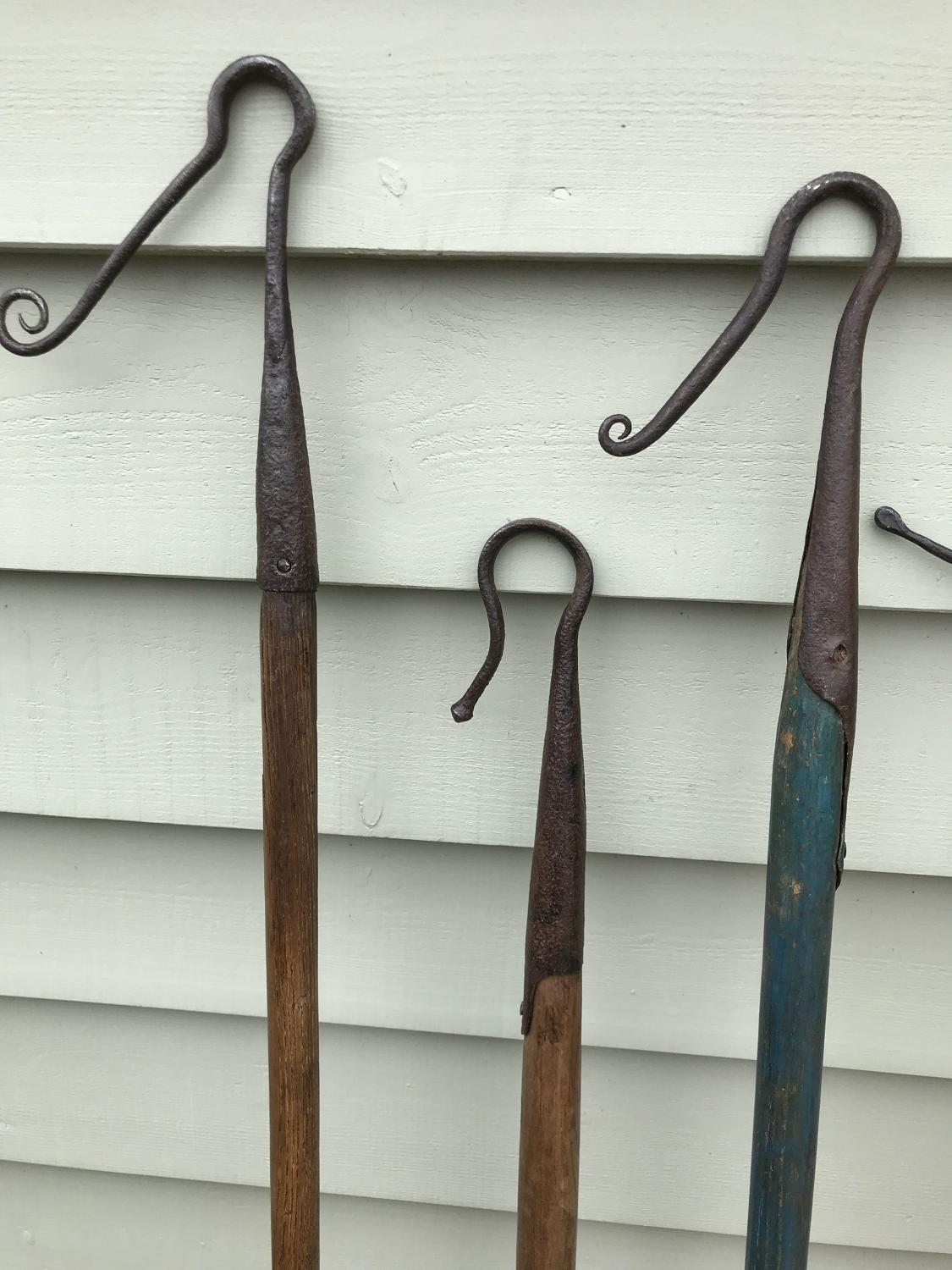 Genuine Antique Shepherd Crooks