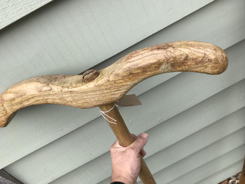Original All Wood Dipping Crook