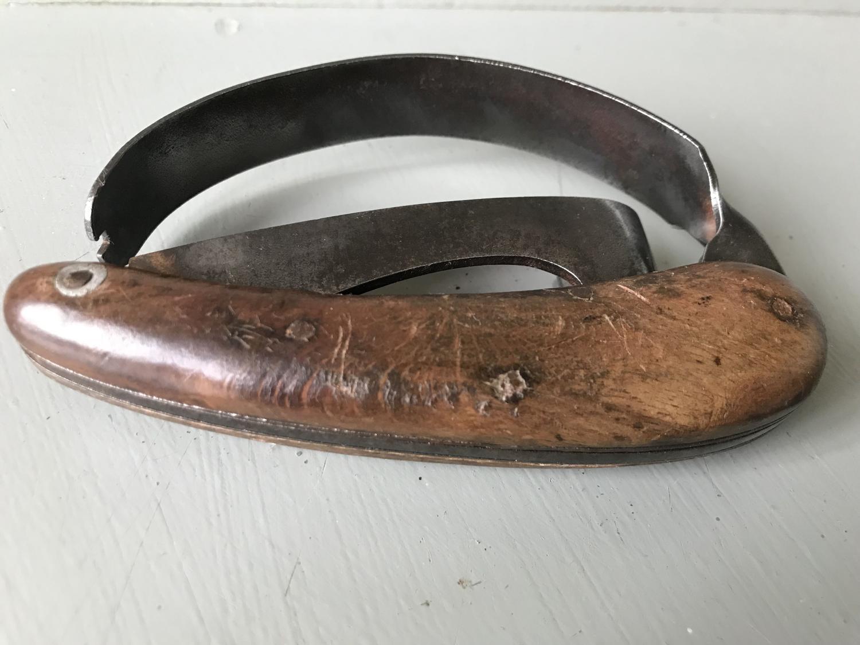 Antique Ostler's Knife