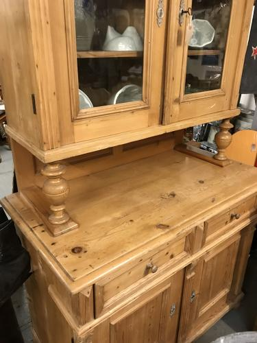 Quality Pine Cabinet Dresser