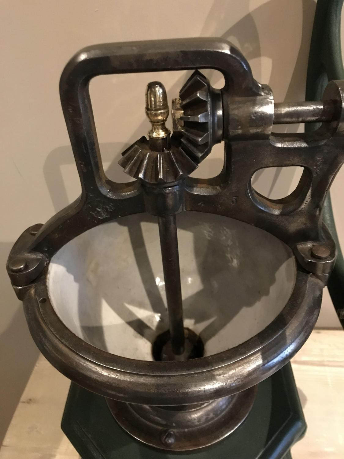 Superb Large Victorian Coffe Grinder