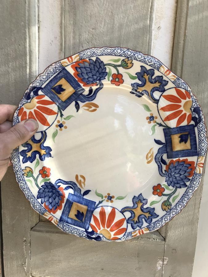 Masons Ironstone Regent Pattern Plate