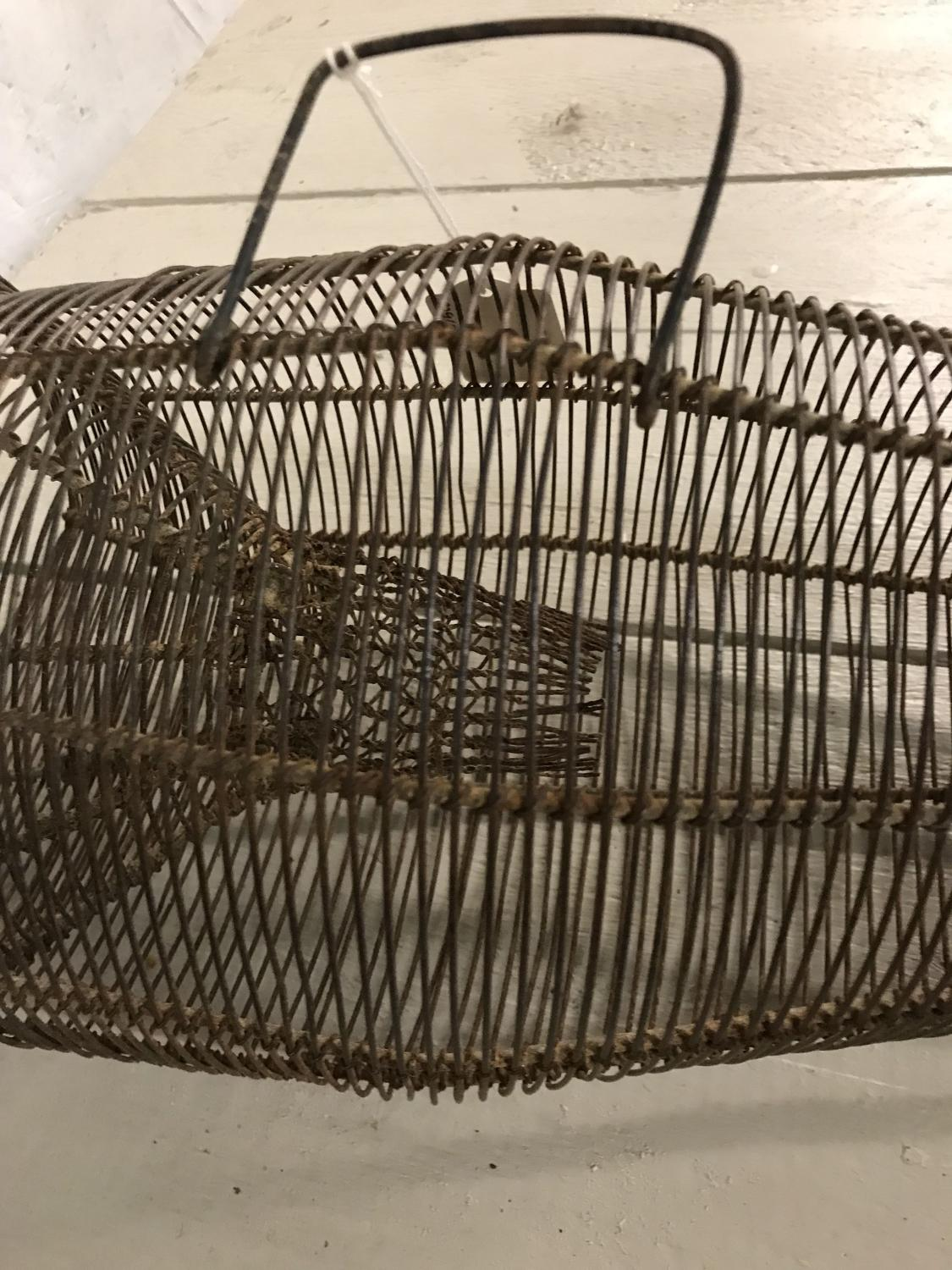 Wirework Fish or Crayfish Trap