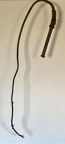 English Cow/Bull Whip (shorter)