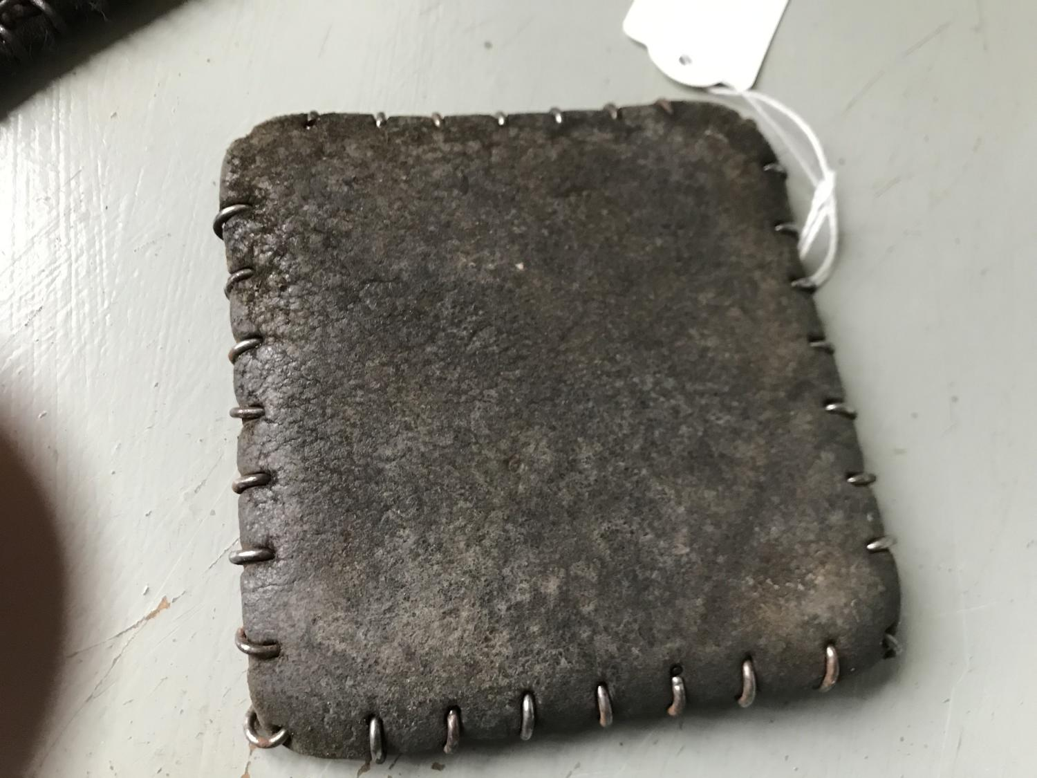 Chain Mail Cleaning Pad