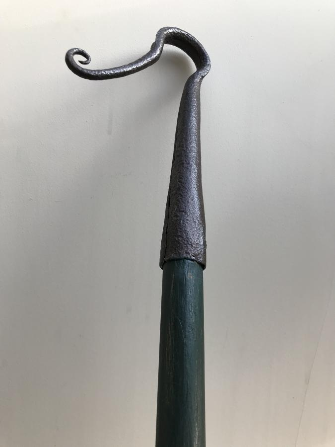Quality Furrowed Back Shepherd's crook