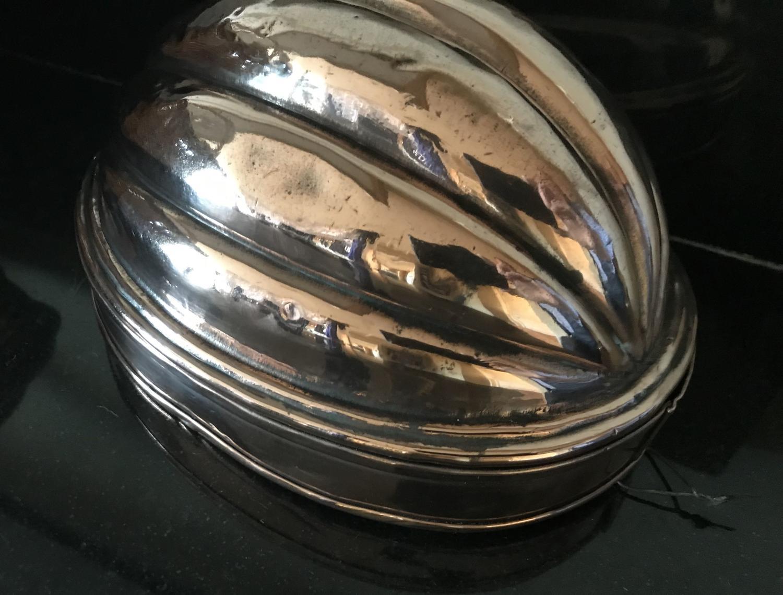 Victorian Copper Pudding Mould