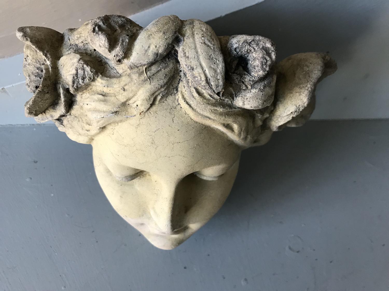 Small Stone Head