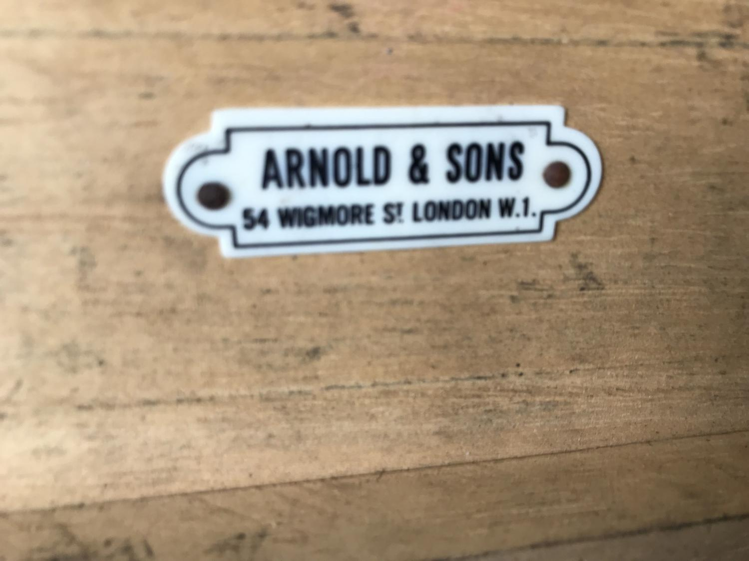 Arnold and Sons Animal Ear Tattoo Kit
