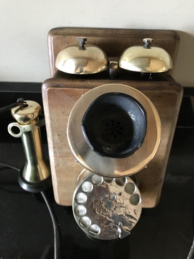 Rare Wall hung GPO 121 Telephone