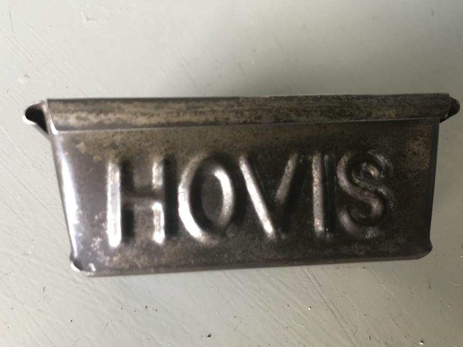 Mini HOVIS Penny Loaf Tins